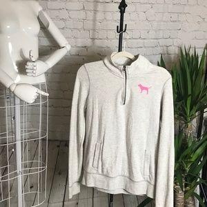 Pink- sweatshirt, size small